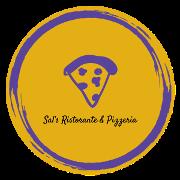 This is the restaurant logo for Sal's Restaurant & Pizzeria