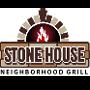 Restaurant logo for Stone House Neighborhood Grill