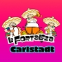Restaurant logo for La Fortaleza