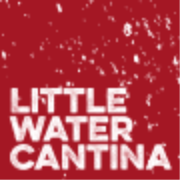 This is the restaurant logo for Little Water Cantina
