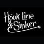 Restaurant logo for Hook Line & Sinker