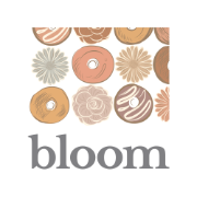 This is the restaurant logo for BLOOM General Store