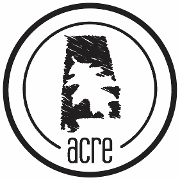 This is the restaurant logo for Acre