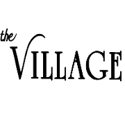 This is the restaurant logo for The Village
