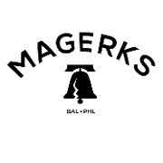 This is the restaurant logo for MaGerks Pub & Grill