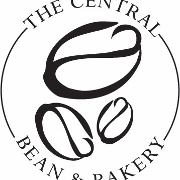This is the restaurant logo for The Central Bean & Bakery