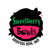 This is the restaurant logo for Sweetberry Bowls - York St