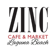 This is the restaurant logo for Zinc Cafe & Market