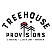 This is the restaurant logo for Treehouse Provisions