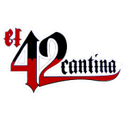 This is the restaurant logo for El 42 Cantina (Issaquah)