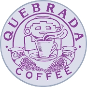 This is the restaurant logo for Quebrada Baking Co