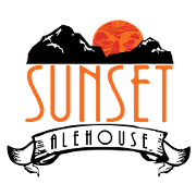 This is the restaurant logo for Sunset Alehouse (Issaquah)