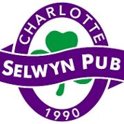 This is the restaurant logo for Selwyn Pub