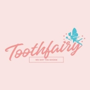 This is the restaurant logo for Tooth Fairy