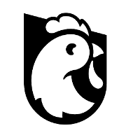 This is the restaurant logo for Brew Bird