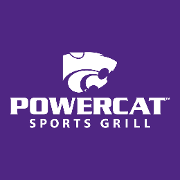 This is the restaurant logo for Powercat Sports Grill