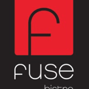 This is the restaurant logo for Fuse Westford