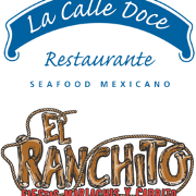 This is the restaurant logo for La Calle Doce