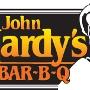 Restaurant logo for John Hardy's Bar-B-Q - South