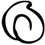 This is the restaurant logo for Aviv Hummus Bar