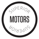 This is the restaurant logo for Superior Motors