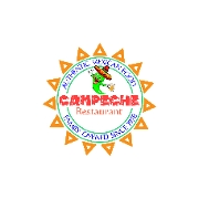 This is the restaurant logo for Campeche Restaurant