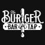 Restaurant logo for **Burger Bar & Tap
