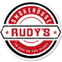 Restaurant logo for Rudy's Smokehouse