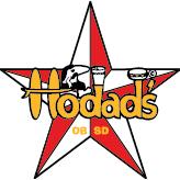 This is the restaurant logo for Hodad's Ocean Beach
