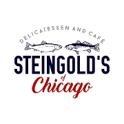 This is the restaurant logo for Steingold's of Chicago