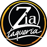 This is the restaurant logo for Zia Taqueria
