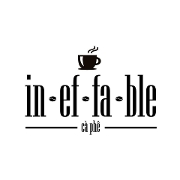 This is the restaurant logo for Ineffable Cà Phê
