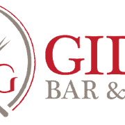 This is the restaurant logo for GIDI BAR AND GRILL