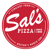 This is the restaurant logo for Sal's Pizza