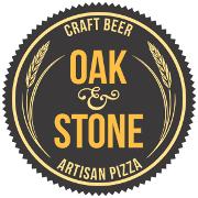 This is the restaurant logo for Oak & Stone - Sarasota Clark