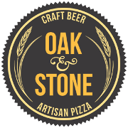 This is the restaurant logo for Oak & Stone - Sarasota UTC