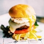 Restaurant logo for BurgerIM Louisville KY*