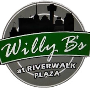 Restaurant logo for Willy B's Burgers & Pizza New Braunfels