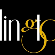 This is the restaurant logo for The Ellington