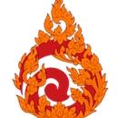 This is the restaurant logo for ALOY MODERN THAI-DENVER
