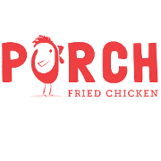 This is the restaurant logo for Porch - Rochester, MN