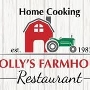 Restaurant logo for Dolly's Home Cooking
