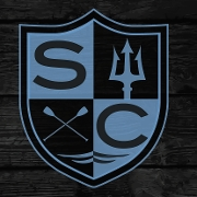 This is the restaurant logo for Surf Club