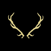 This is the restaurant logo for Bucks Tavern