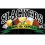 Restaurant logo for Slackers Bar & Grill