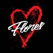 This is the restaurant logo for Flores Tapas Bar