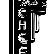 This is the restaurant logo for THE CHEF CAFE
