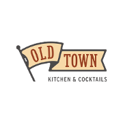 This is the restaurant logo for Old Town Kitchen & Cocktails