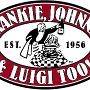 Restaurant logo for Frankie Johnnie & Luigi Dublin