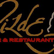 This is the restaurant logo for Wilde Bar & Restaurant
